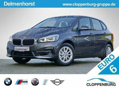 gebraucht BMW 218 Active Tourer i Advantage LED KAMERA NAVI -
