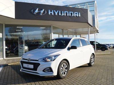 gebraucht Hyundai i20 blue 1.0 T-GDI YES! Navi/ Kamera/ Klima