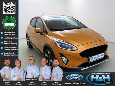 gebraucht Ford Fiesta 1.0 EcoB ACTIVE COLOURLINE (Sicherheits*PakII)