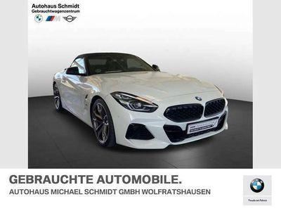 gebraucht BMW Z4 M40i Head-Up HK HiFi DAB LED WLAN Komfortzg.