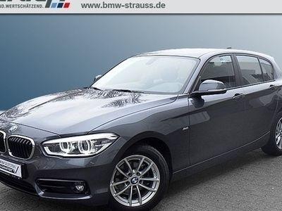 used BMW 116 i 5-Türer Sport Line