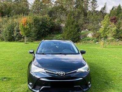 gebraucht Toyota Avensis Touring Sports 1.8 Multidrive S