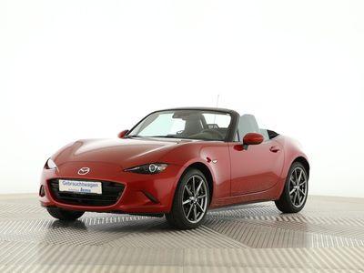 gebraucht Mazda MX5 MX-5 SKYACTIV-G 160 6GS AL-SPORTS NAV MX-5SKYACTIV-G 160 6GS AL-SPORTS NAV