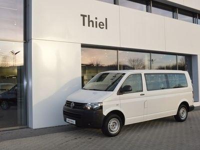 usado VW T5 Kombi LR 2.0 TDI Heckflügeltüren,Navi,GRA,8-