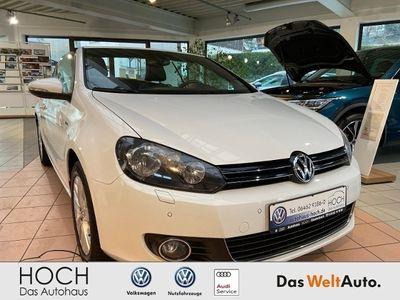 gebraucht VW Golf Cabriolet Cabriolet VI 1.2 TSI Life+Navi+Bluetooth