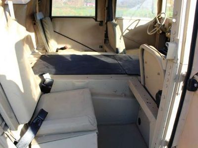 gebraucht Hummer H1 H1 Humvee6,2l Diesel V8 89 TÜV u H-Zul neu
