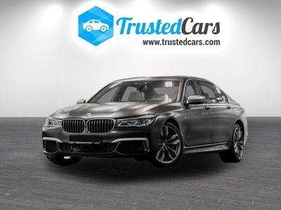 gebraucht BMW M760 xDrive Limousine Ferngesteuertes Parken