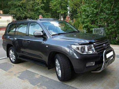 gebraucht Toyota Land Cruiser V8 D-4D Automatik Executive