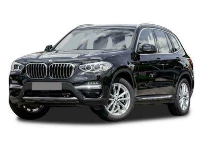 gebraucht BMW X3 X3xDrive20i LuxuryLine LED AHK Head-Up Navi