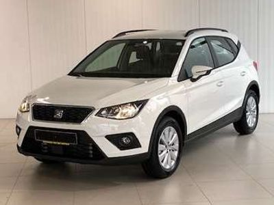 gebraucht Seat Arona Style 1.0 EcoTSI DSG 81 kW (110 PS) Navi