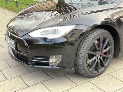 "gebraucht Tesla Model S P85D AP1, 21"", 22kW, SuC frei"