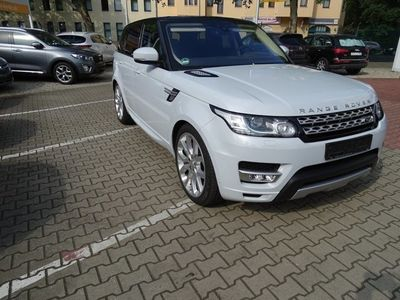 gebraucht Land Rover Range Rover Sport Sport 3.0 HSE Automatik