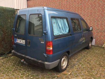 gebraucht Fiat Scudo 390 222.235.0 EL