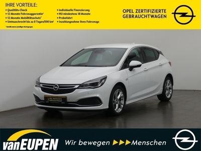 gebraucht Opel Astra Dynamic - Navi,Klimaauto,OPCLine,Sitzh,Kamera,LM