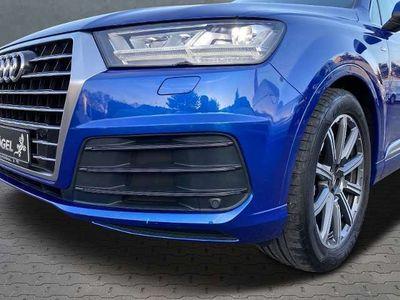 gebraucht Audi Q7 quattro S-Line NAVI LEDER
