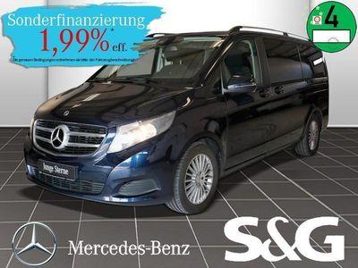 gebraucht Mercedes V220 d EDITION Lang