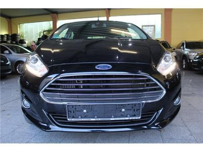 gebraucht Ford Fiesta 1.0 EcoBoost Titanium *NUR 49TKM*KLIMATRO