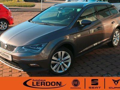 gebraucht Seat Leon X-Perience ST 4Drive