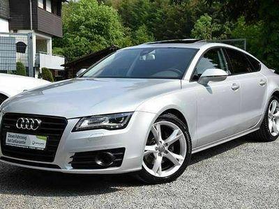 gebraucht Audi A7 3.0 TDI Quattro/Schiebedach/Kamera/MMI Plus/ACC/