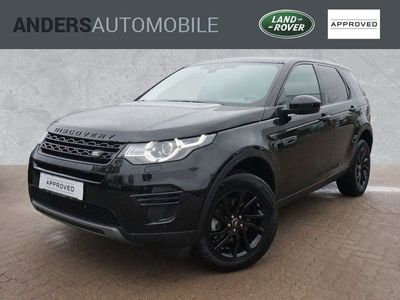 gebraucht Land Rover Discovery Sport TD4 Aut. SE BlackPack, Pano, uvm