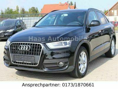 gebraucht Audi Q3 2.0 TFSI quattro Klimaanlage Sitzheizung
