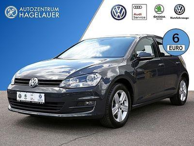 gebraucht VW Golf VII 1.4 TSI Highline Klimaauto GRA Xenon
