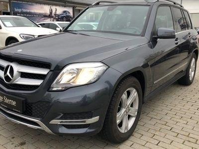 gebraucht Mercedes GLK220 CDI 4M +Navi+Pano+AHK+7G+Junger-Stern+ Pano.-Dach