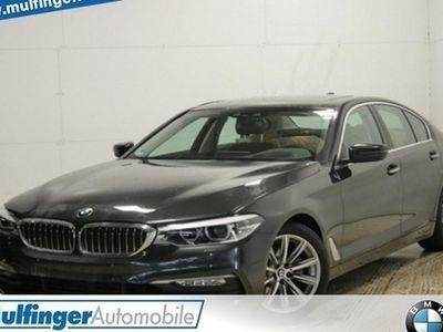 gebraucht BMW 520 dA Glasd DigiTacho DrivAs