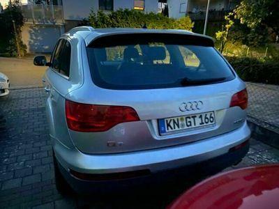 gebraucht Audi Q7 3.0 TDI DPF quattro tiptronic als Limousine in Rielasingen