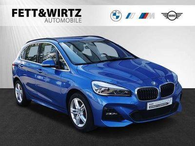 gebraucht BMW 220 d xD AT M-Sport LED Aut.-Heckkl. HK Navi
