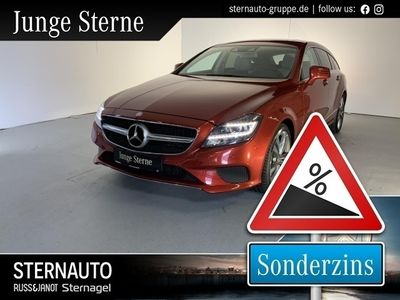 gebraucht Mercedes CLS350 d SB 4M COMAND LED Led.-Exklusiv SHD DAB