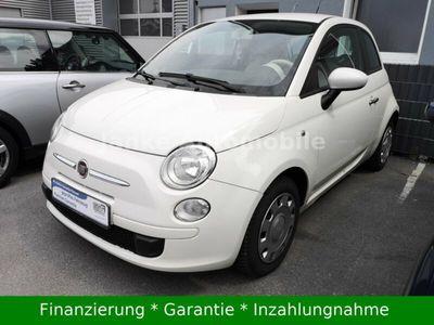 used Fiat 500 Lim. Pop/Klima /Finanzierung/Inspektion neu