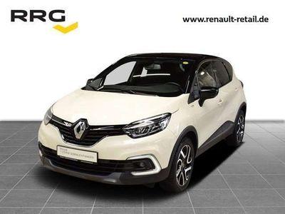 gebraucht Renault Captur 1.3 TCE 150 BOSE EDITION AUTOMATIK ! SU