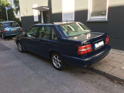 gebraucht Volvo S70 2.5 L Benzin Automatick voll Leder