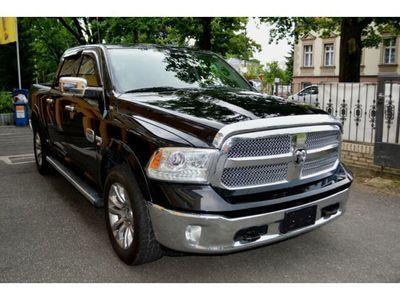 gebraucht Dodge Ram 5,7HEMI+4x4,Longhorn,Leder,Crew Cab