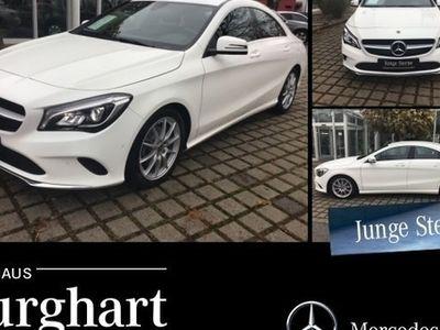 gebraucht Mercedes CLA180 Coupé Urban/Navi/KeylessGo/Autom./Klima LED/R-CD