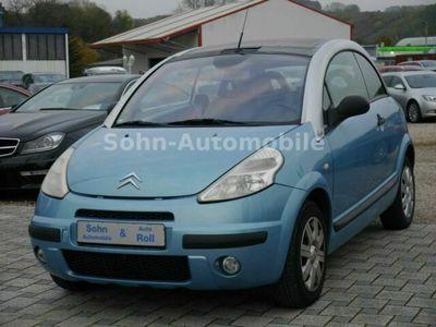 gebraucht Citroën C3 Pluriel 1.4 Klimaautom./elektr.Fenster