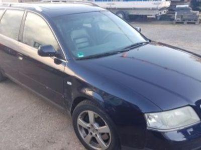 gebraucht Audi A6 Avant 2.5TDI quattro