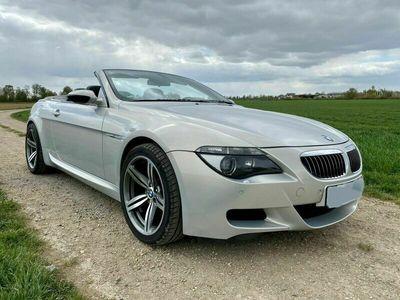 gebraucht BMW M6 Cabriolet E64