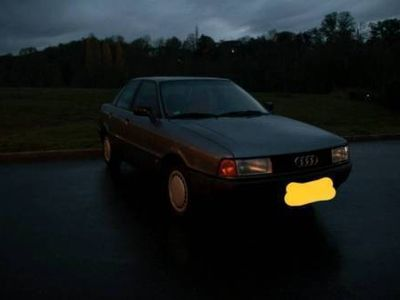 gebraucht Audi 80 B3 1.8 S vollverzinkt