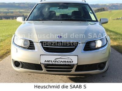 gebraucht Saab 9-5 2.0t HirschBioPowe Linear SportCombi Autom.