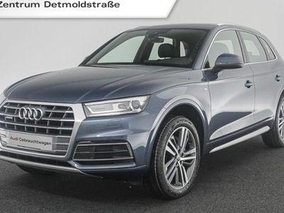 "gebraucht Audi Q5 Sport 2.0 TDI qu. S line 20""Navi Xenon Teilleder PDCplus S tronic"