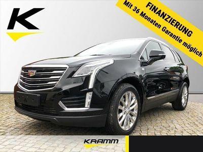 gebraucht Cadillac XT5 Premium AWD 3.6 V6 LED Navi Dyn. Kurvenlicht