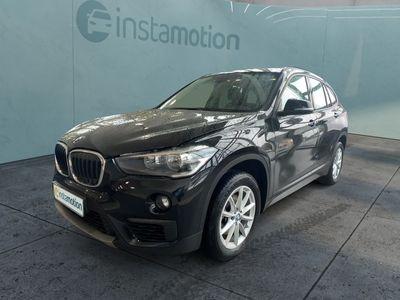 gebraucht BMW X1 X1sDrive 18i Advantage BusinessPaket Navigation Sitzheizung Klimaautomatik 2 Zonen