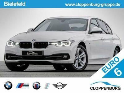 gebraucht BMW 318 i Limousine Sport Line HiFi LED RFK Tempomat