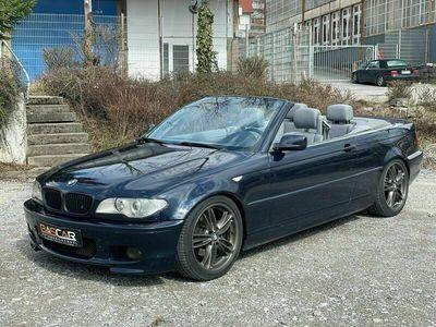 gebraucht BMW 320 Cabriolet Cd M-Optik