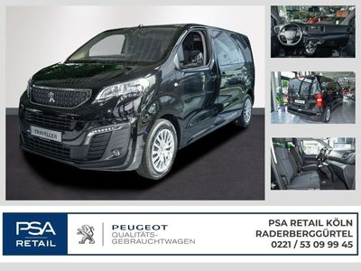 gebraucht Peugeot Traveller Active L2 BlueHDi 150 8Sitzer EPH