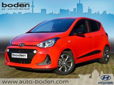 gebraucht Hyundai i10 1.2 Benzin Sonderedition Passion Plus SHZ