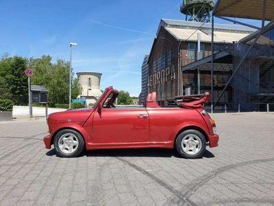 gebraucht Rover Mini Werkscabrio, Vollleder, restauriert