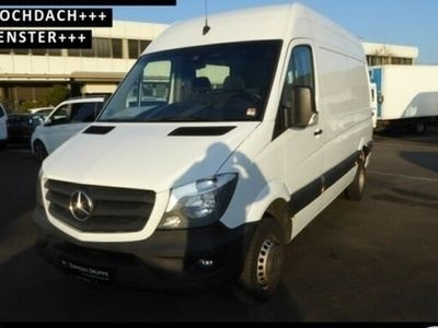 gebraucht Mercedes Sprinter 516 HOCH 5TO 3665+RFKAM+ZWILL-BEREIFUNG